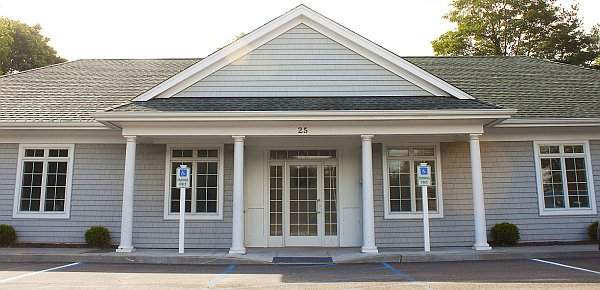 Office Building Location Twin Forks Optometry & Vision Therapy