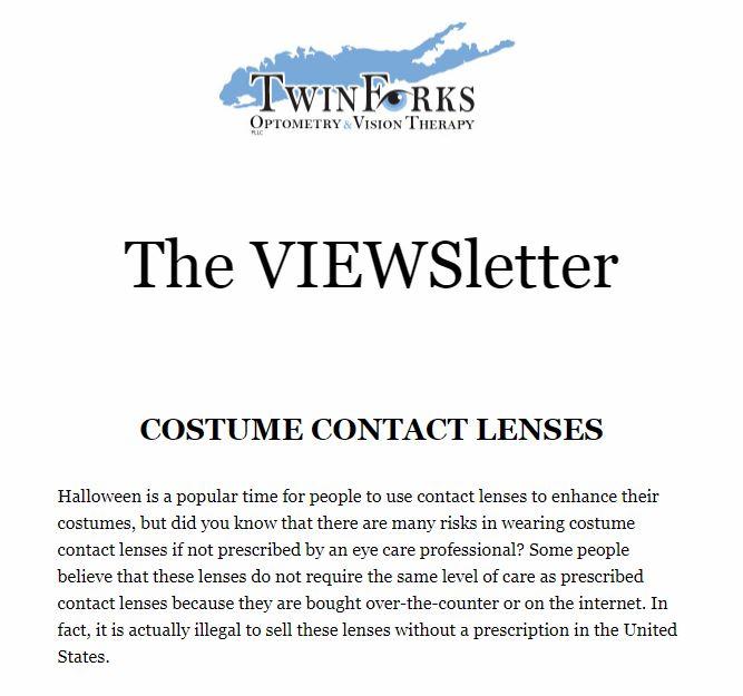 October 2018 VIEWSletter