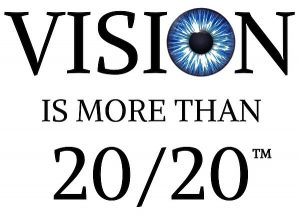 Vision is More Than 20/20 Podcast logo